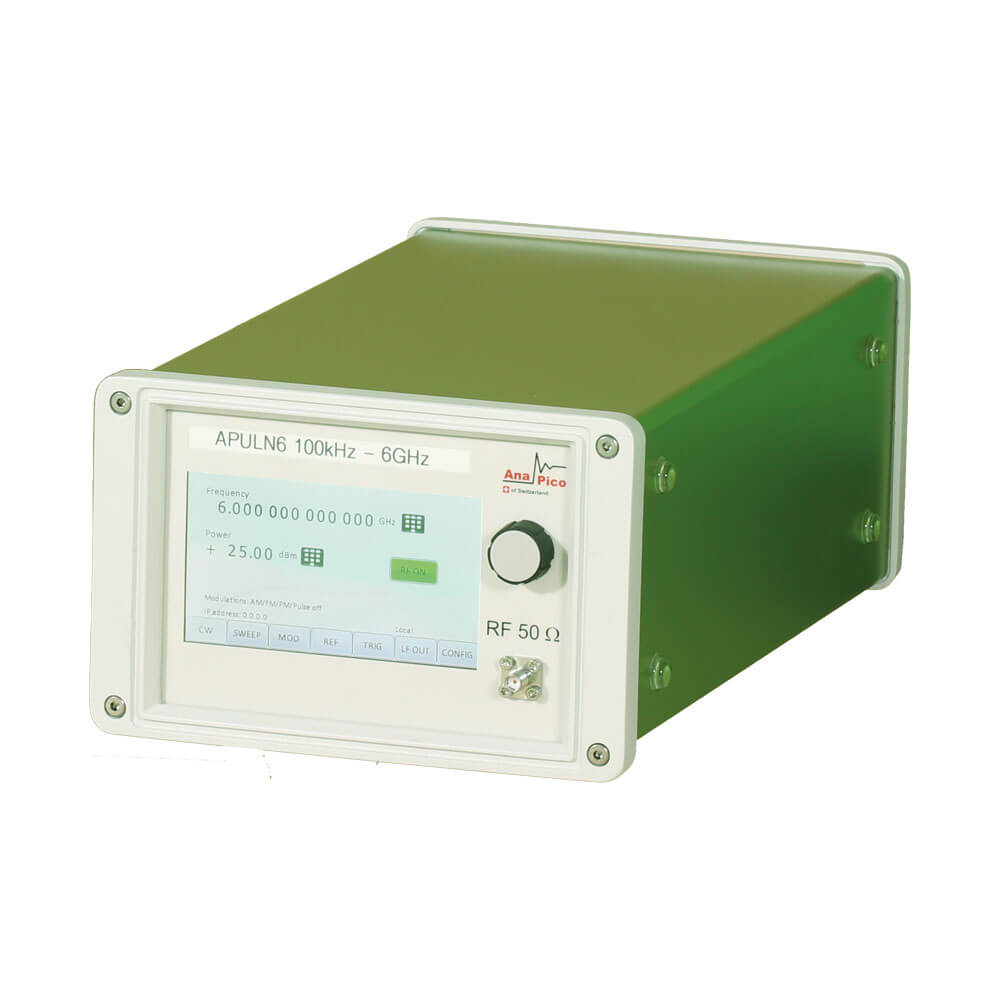 APULN High End Signal Generator | AnaPico Ltd