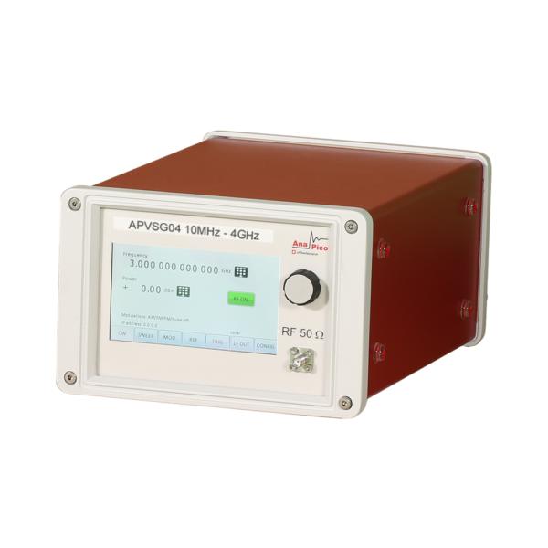 Ultra-agile Vector Signal Generator