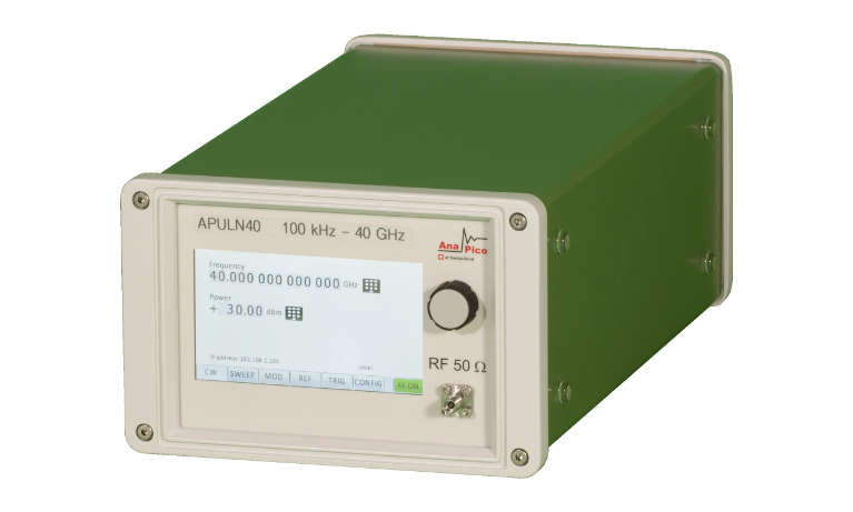 Signal Generators from Anapico