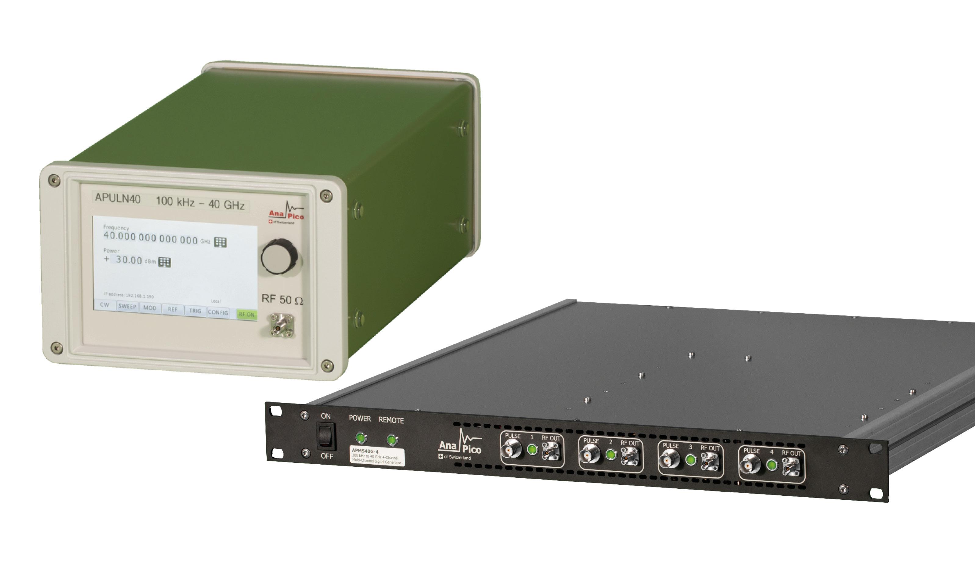 AnaPico-Signal-Generators-Single-Multi-Channel